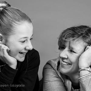 familie Portretfotografie - studio - Wennepen