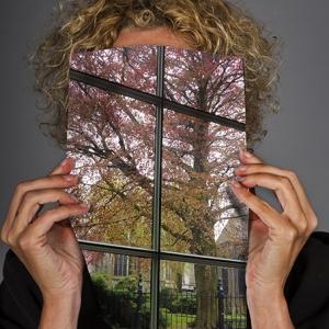 Zelfportret - selfie - Wennepen