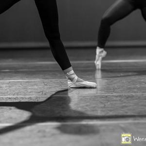 fotografie vrij werk ballet