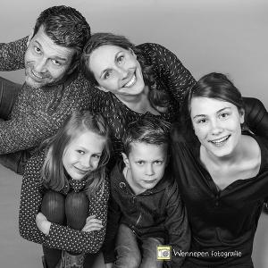 familie Portretfotografie - studio - Wennepen copyright by Wennepen