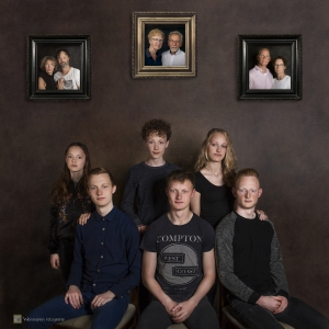 familieportret extra