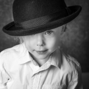 _portretfotografie - studio - copyright by Wennepen