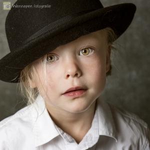 portretfotografie - studio - copyright by Wennepen