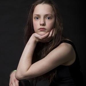 portretfotografie studio - copyright by Wennepen
